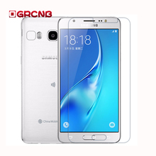 Buy Tempered Glass Samsung Galaxy J7 J5 J3 2016 2015 Screen Protector 9H 2.5D Protection Film Samsung J5 J3 J7 J1 Glass for $1.40 in AliExpress store