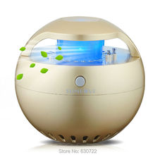 XLF-001 Air purifier In addition to formaldehyde second - hand smoke Anion purification 14x14x12.5cm