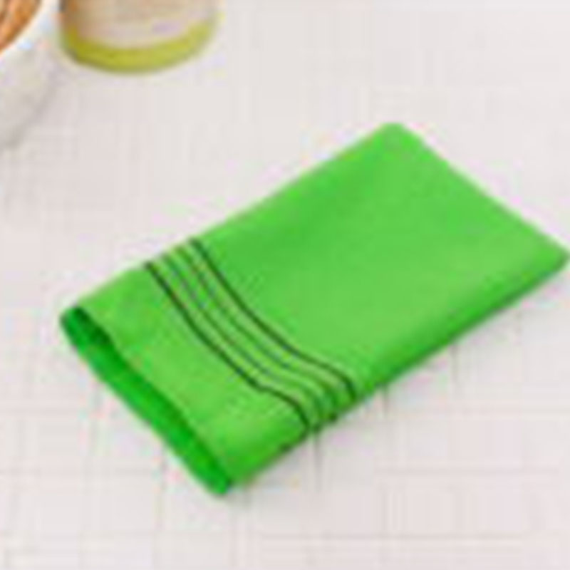 3pcs Korean Exfoliating Body-Scrub Wash Bath Italy Cloth Massage Skin Care Towel