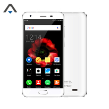 Oukitel K4000 plus RAM 2GB ROM 16GB 4100mAh long standby mobile phone Quad Core Fingerprint ID 720P HD Dual cards Android 6