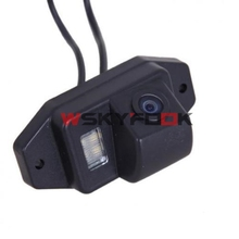 CCD Color Car BackUp Rear View Parking Camera for 2002-2009 Toyota Land Cruiser 120 LC100 LC 200 Toyota Prado 2700 4000 4500(China)