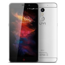 Original Umi Max Android 6.0 Helio P10 Octa Core Smartphone 5.5 Inch 1920x1080 Mobile Phone 3GB RAM 16GB ROM 4G LTE Cell Phones - eForChina Store store