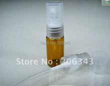10ml brown glass perfume atomizer bottle used for perfume packaging or perfume sprayer(China)