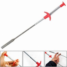 60cm Flexible 4 Claw Long Reach Pick Up Tool Bend Curve Grabber Spring Grip Tool For Home Garden Usage(China)