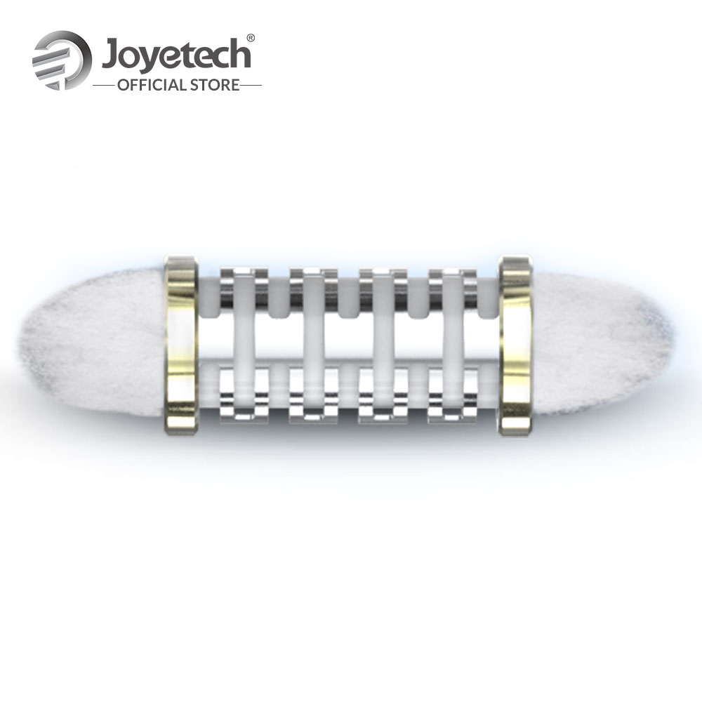 5/10/15PCS Original Joyetech Notchcoil Head 0.45ohm Coil For espion Silk with Notchcore Atomizer Electronic Cigarette