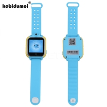New Children Smart watch Kids Wristwatch 3G GPRS GPS Locator Tracker Anti-Lost Smartwatch Baby Watch With Camera For IOS Android