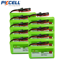 10 x AAA*2 Cordless Phone Battery 800mAh 2.4V for Uniden BT-1008 BT-1016 BT-1021