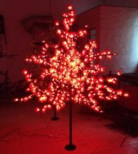 Free Shipping 1.5Meter high 636leds outdoor artificial christmas trees  led maple leaf lights AC110V/AC220V/AC230V/240V