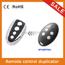 BFT 433mhz rolling code remote control for garage door opener(China)
