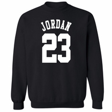 2017 New Fashion Jordan 23 Brand Hooded Men Streetwear Pullover Men Fleece Hoodies Hip Hop Men Tracksuits Sweatshirt(China)