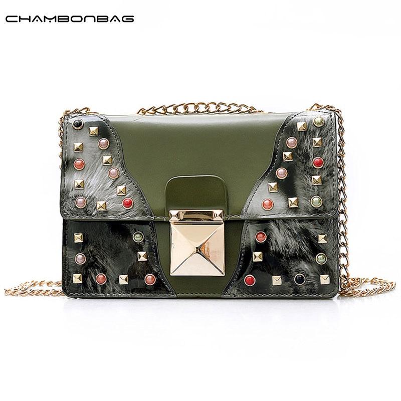 Fashion Women Luxury Chain Messenger Bag Designer Brand Shoulder Bag Vintage Diamond Flap Crossbody Bags Ladies Handbag N533<br><br>Aliexpress