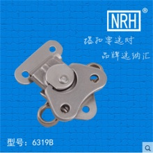 NRH 6319B stainless steel Rotary butterfly latch Factory direct sale high quality pair of cam latch for flight case road case