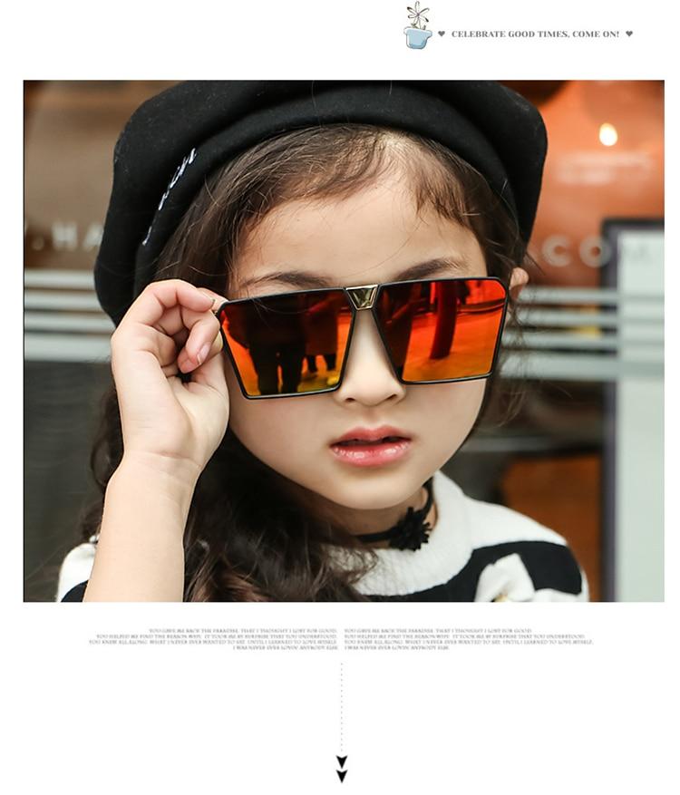 Mosilin Brand Sunglasses Kids UV400 Coating Sun Glasses Camouflage Frame Goggle Baby Boys Girls Sunglass oculos  (12)