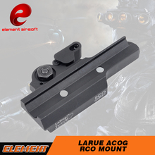 Element Larue Acog Rco Mount Air Rifle Scope Mounts Types Weaver Mount EX057(China)