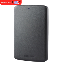 "Toshiba HDD 1TB 2TB Portable External Hard Disk Drive Mobile Canvio Basics USB 3.0 2.5"" HDTB320YK3CA For Desktop Laptop Computer(China)"