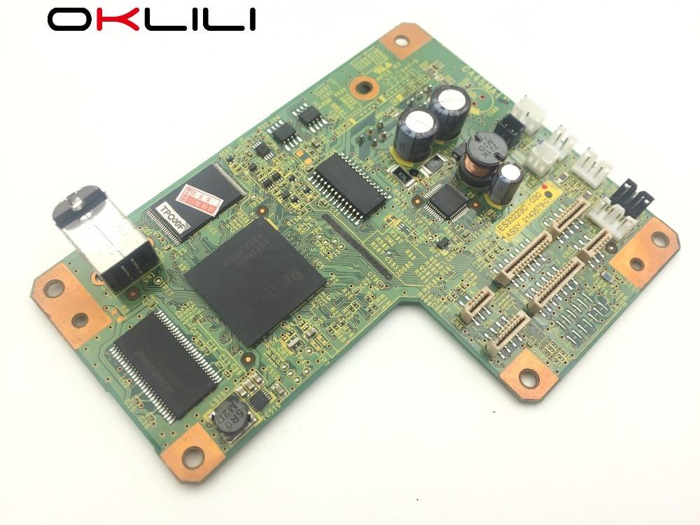 Nice High Quality Original Teardown L800 Mother Board Compatible For Epson L800 L801 R280 R290 R285 R330 A50 T50 P50 T60 Main Board Digital Cables