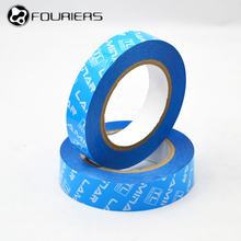 Fouriers MTB Road Bike Tubeless Rim Tape 19mm 22mm 24mm 28mm 33mm x 50 Meter Tubes Blue Bulk Roll Vacuum Tire Liner Bicycle Tape(China)