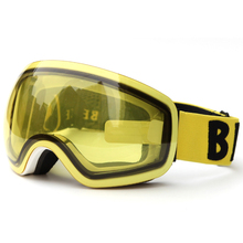Model Number snow-4500 additional increase lightness Enhanced luminosity ski goggles glasses for weak Light tint Cloudy Weather