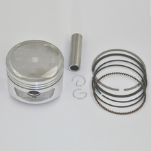 High Performance Motorcycle Piston Kit Rings Set For CBX250 STD Bore Size 75mm NEW(China)