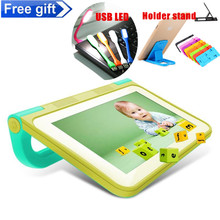 "Kids Brand Tablet PC 7"" Quad Core children tablet Android 4.2 Allwinner A31S  1GB/16GB Wifi IPS Ployer S6 4500mAh 1024*600#"