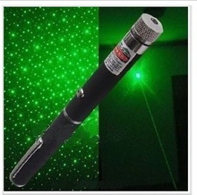 AAA 1PCS High Power Powerful Green Laser Pointer Pen Beam Light 5000mW 532nm Professional Laser For Teaching