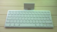 MAORONG TRADING Spanish keyboard for Apple bracket keyboard for iphone 4S for ipad 1 2 3 dedicated docking station
