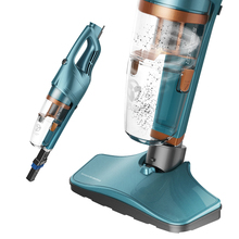 New Ultra Quiet Mini Home Rod Vacuum Cleaner Portable Dust Collector Home Aspirator Handheld vacuum cleaner(China)
