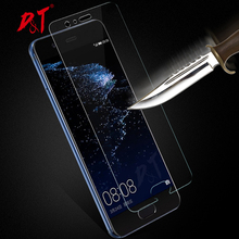 D&T 9H Premium Tempered Glass for Huawei Ascend p8 Lite P9 Lite P8 lite 2017 P10 P6 P7 p8 p9 Screen Protector protective film G7