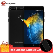 LEAGOO KIICAA POWER MT6580A Quad Core Cell Phone Android 7.0 4000mAh Battery Smartphone 2GB RAM16GB ROM Fingerprint Mobile Phone