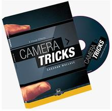 Free shipping 2016 New Camera Tricks (DVD and Gimmicks),Close Up Magic,Card Trick,Mentalism,Street,Illusions