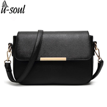 Women Messenger Bags Candy Color Cross Body Bags Women Female Shoulder Bag Female Tote Leather Handbags Women Bag  SC0412