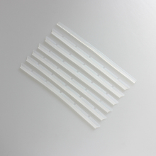 7pcs/lot Silicone Blades Replacement for Neato Botvac 70e 75 80 85 Automatic Vacuum Cleaner Robots Beater Brush
