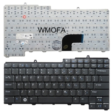 For DELL For Latitude D520 D520N D530 Replace laptop keyboard US English New Black(China)