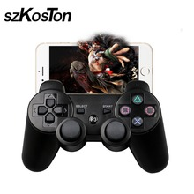 New Bluetooth Wireless Gamepad Controller for Sony PS3 Gaming Remote Control Playstation Double shock Dualshock Joystick(China)