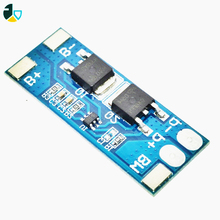 FJS-92 2 series 7.4V lithium battery protection board 8A working current 15A current limit/Overcharge discharge protection(China)