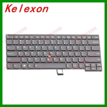 New Original keyboard backlit US for IBM Thinkpad T431S T440 T440P T440S e431 e440 04x0101(China)