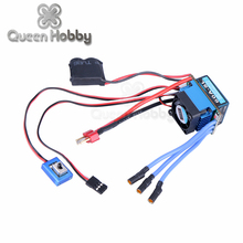 Racing 60A ESC Brushless Electric Speed Controller For 1:10 RC Car Truck(China)