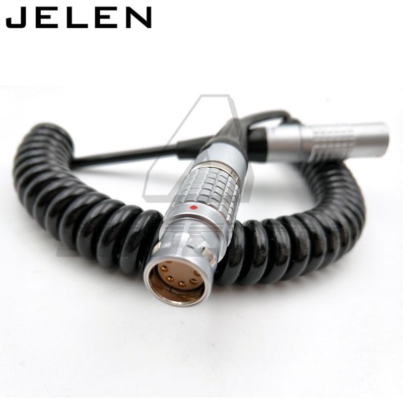ARRI ALEXA MINI/AMIRAI power Cable , Mini camera power cord extension cord <br>