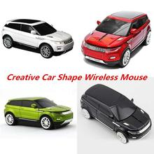 Creative 2.4Ghz Wireless Sport Optical Car Shaped Computer Mouse For PC Laptop Computer