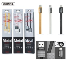 Remax Platinum USB Charging Cable Data Sync Cable Durable For iPhone 5S 6S 7 plus For Samsung htc lg huawei for Type-c xiaomi 4c