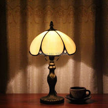 Table Lamp Abajur Bourgie Lamp Lampshade E27 LED Table Light Bourgie Abajur 20x37cm Bedside Lamps
