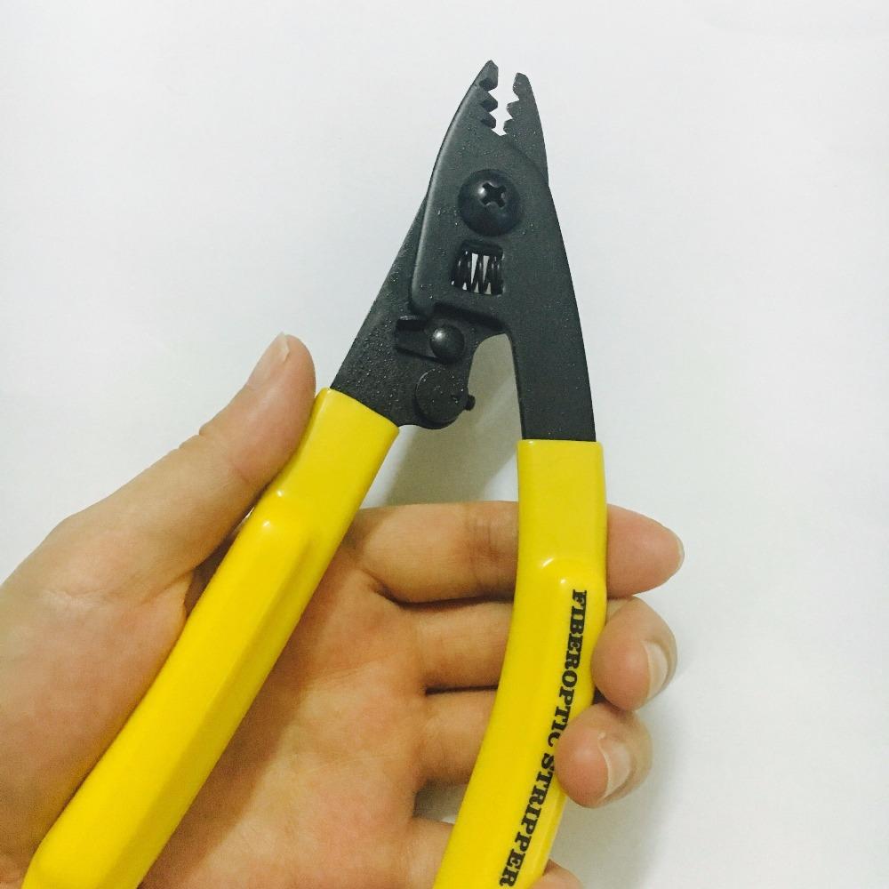 tri hole fiber stripper 12