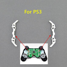 Aipinchun 2Pcs/Set White Plastic Battery Holder Battery Slot Repair Parts For Sony PS3 Vibration/Non-Vibration Controller(China)