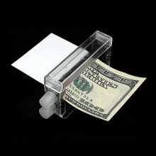 ATOY New Hot 1PC Magic Trick Money Printing Machine Magic Toys Money Printings Machines Moneys Makers toy  for children