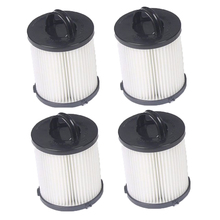 HEPA Filter for Eureka DCF-21 Vacuum Part #67821, 68931,68931A, EF91, EF-91, EF-91B Washable & Reusable(China)