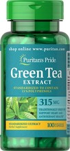 US imports of green tea essence 315 mg * 100 tablets, cholesterol reduction repair lungs to help lose weight diet tea