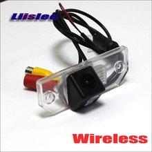 Liislee Wireless Rear Back Up Camera For Ford C-Max MK1 2003~2011 / Car Reverse Back Up Camera / DIY Plug & Play(China)