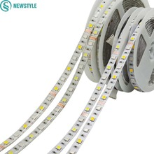 5m DC12V 5050 RGBW LED Strip Flexible LED Light 60LED/m Waterproof/Non-waterproof RGB+White/+Warm White Indoor for decoration