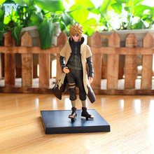 NEW Tsume Naruto Action Figure Namikaze Minato Naruto Figures 23cm PVC model Toys for kids Best Collection Gifts with retail box