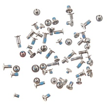 One Set All Screws For iPhone 6 4.7 Inch Dock Bottom Connector Bolt Motherboard LCD Telephone Receiver Screw